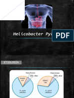 Clase de Gastroenterologia h.p.