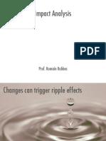 3 - Impact Analysis