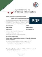 Encuesta a Docentes de Institutos de Formación Docente (IFD)