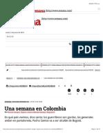 s20 2014 11 22 Una Semana en Colombia