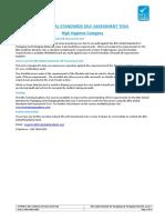 Pam9003 Brc Auditone Self Assessment Tool Issue 2 Dec 2016