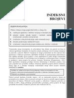 Bazni i Lancani Indeksi