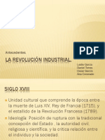 Exposicion Revolucion Industrial