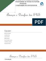 PSF - Avanços e Desafios Do Sus