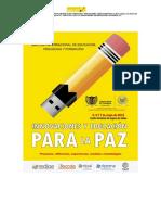 Innovaciones y Educación Para La Paz - Julio César Arboleda Aparicio (Editor)