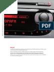 Seat Radio Car Stereo Mp3 De