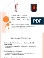Enfermedades Degenerativas Del Sitema Nervioso Central