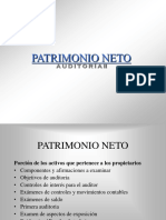 Patrimonio Neto 2017