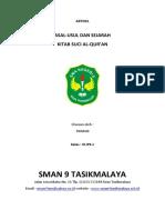 ARTIKEL Kitab Al-qur'an.docx