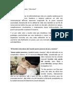 Trabajo de Investigación Obesidad Infantil