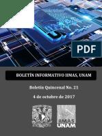 Boletìn Informativo