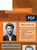 stalin and religion
