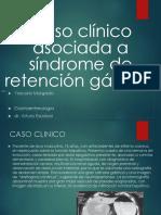 Sx de Retencion Gastrica