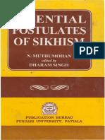 Essential.postulates.of.Sikhism.by.N.muthumohan.(GurmatVeechar.com) (1)