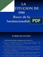 Bases de La Institucionalidad II