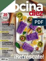 Cocina Diez N41 Julio 2017