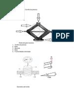 Diagrama Simplificado Del Tornillo de Potencia