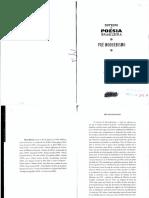 Roteiro Da Poesia Brasileira - Pré-modernismo