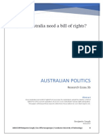 Australian Politics- Research Essay - Final-PDF