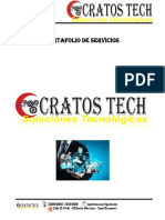 Portafolio Cratos Tech