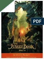 Thejunglebook PDF Activities