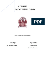 Performaance Appraisal