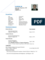 Updated Resume in Any IT Field Technician September 2017.doc