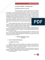 7.1 Modelo de Negocios TRIDIMA
