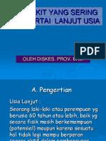 Penyakit Pd Lansia