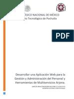 Proyecto Gestion Arjona