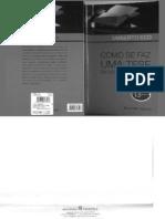 Umberto Eco - Como Se Faz Uma Tese[1]