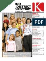 Kirkwood School District Directory 2010-11