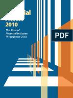 CGAP Financial Access 2010