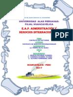 Monografia de Contarto de Factoring