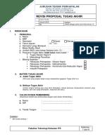 Form TA-02 Revisi Proposal