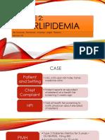 CT CASE 2 - Hyperlipidemia