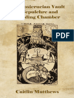 Documents.mx Rosicrucian Vault as Sepulchre and Wedding Chamber Caitlin Matthews