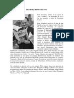 Biografia Rene Goscinny
