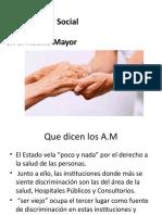Problemática Social Del Adulto Mayor