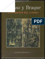 Picasso y Braque, La Invención Del%0Acubismo. William Rubin