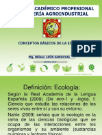 Clases 2. Ecologia Conceptos Basicos