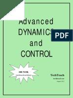 Adv Dyn Con Textbook