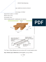 Timber Engineering Assignment 2 (Group Lydia)