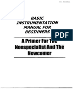 Basic Instrumentation Manual