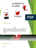 Sistema Operativo FreeBSD