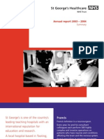 Annual Report 2003-2004 Summary