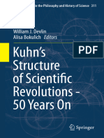 (Boston Studies in the Philosophy and History of Science 311) Bokulich, Alisa_ Devlin, William J-Kuhn's Structure of Scientific Revolutions - 50 Years on-Springer International Publishing, Cham (2015)