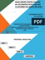 PPT Ichal Proposal