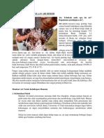 Manajemen Pengelolaan Air Bersih
