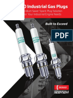 DENSO Industrial Gas Plug Brochure